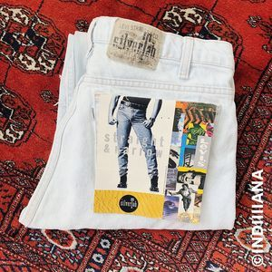 Levi S Jeans Levi Vintage Silvertab Jeans Deadstock Nwt Poshmark